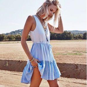 Rails Noelle Chambray Dress